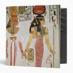Isis and Nefertari 3 Ring Binders