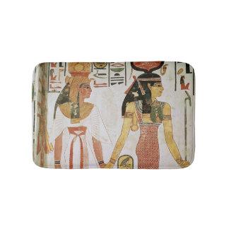 Isis and Nefertari Bath Mat