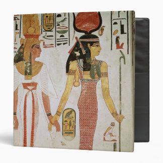 Isis and Nefertari Binder