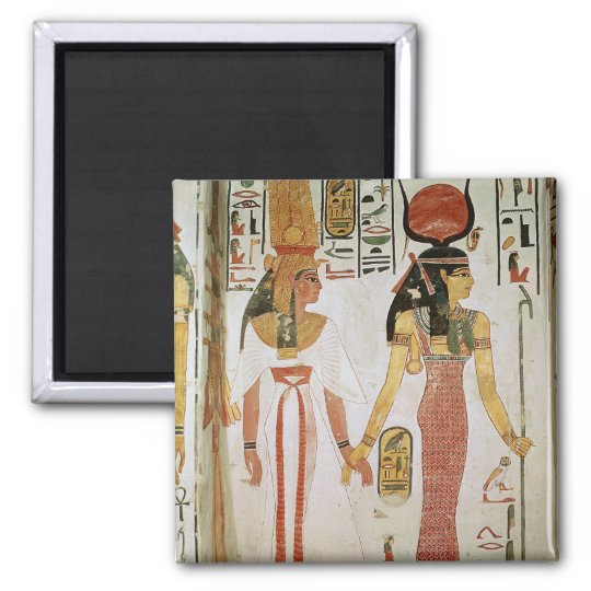 Isis and Nefertari Magnet