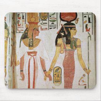 Isis and Nefertari Mouse Pad