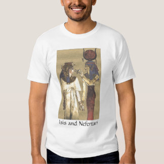 Isis and Nefertari T-Shirt