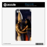 Isis and Osiris Decal For The iPhone 4S