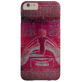 ISIS ,antique red white pink Barely There iPhone 6 Plus Case