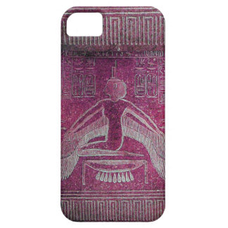 ISIS ,antique red white pink iPhone SE/5/5s Case