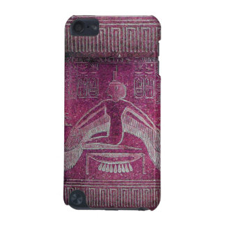 ISIS ,antique red white pink iPod Touch 5G Case