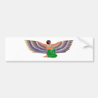 Isis Egypt goddess Egypt goddess Car Bumper Sticker