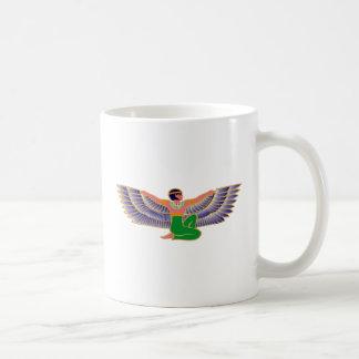 Isis Egypt goddess Egypt goddess Classic White Coffee Mug