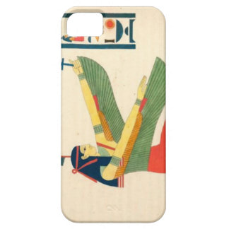 Isis Egypt Goddess Old Picture iPhone 5 Covers