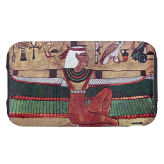 Isis Egyptian Goddess Reproduction Iphone 3 3G Cas Tough iPhone 3 Cover
