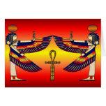Isis Mirror Card
