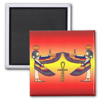 Isis Mirror 2 Inch Square Magnet