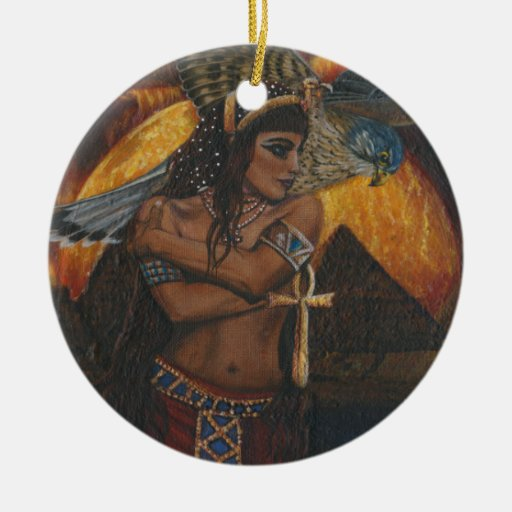 Isis Ornament