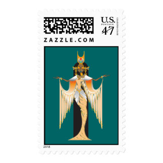 Isis Postage Stamps