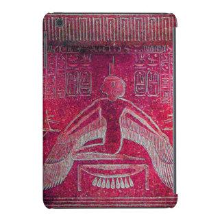 ISIS, rosa blanco rojo de la antigüedad Fundas De iPad Mini Retina