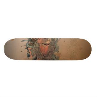 Isis Skateboard Deck