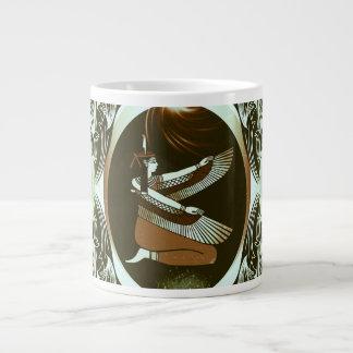 Isis the goddess of Egyptian mythology 20 Oz Large Ceramic Coffee Mug