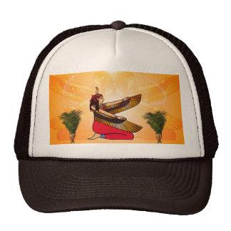 Isis the goddess of Egyptian mythology Hats