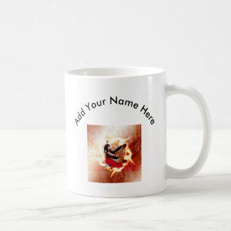 Isis the goddess of Egyptian mythology. Classic White Coffee Mug