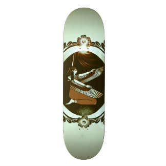 Isis the goddess of Egyptian mythology Skate Board Deck