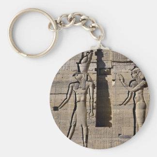 ISIS y Horus, Egipto Llavero