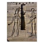ISIS y Horus, Egipto Postal