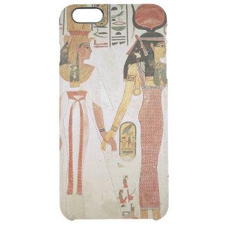 ISIS y Nefertari Funda Clear Para iPhone 6 Plus