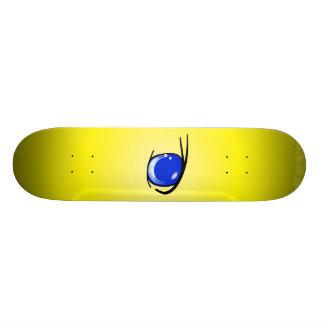 iSkate - eyeSkate - iSkate Skateboard Deck