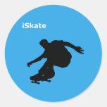 iSkate Pegatinas