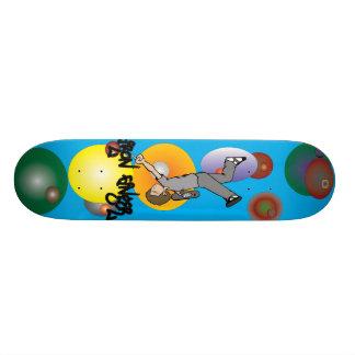 iskeight iron finger skateboard decks