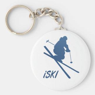 iSKI Keychain