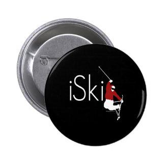 iSki Pin Redondo 5 Cm