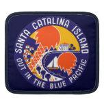 Isla 1935 de Santa Catalina Fundas Para iPads