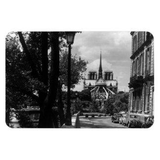 Isla 1970 de Francia París Notre Dame St. Louis Iman Flexible
