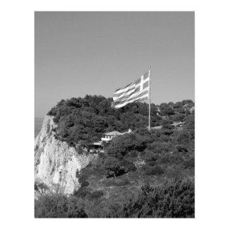 Isla 2 de B&W Zakynthos Membrete A Diseño