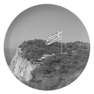 Isla 2 de B&W Zakynthos Platos De Comidas