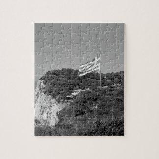 Isla 2 de B&W Zakynthos Rompecabezas Con Fotos