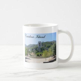 Isla 2 de Catalina Taza
