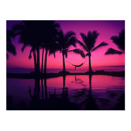 Isla 2 del paraíso tarjetas postales