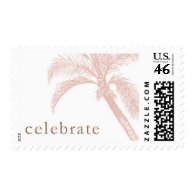 Isla A by Ceci New York Postage Stamps