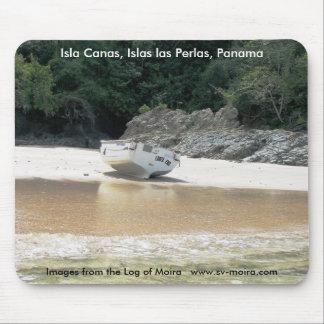 Isla Canas, Islas las Perlas, Panama Mouse Pad