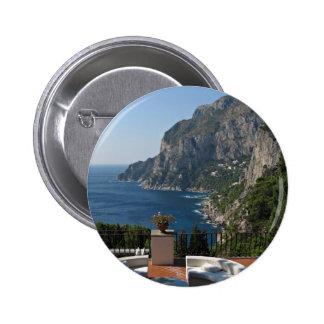 Isla Capri, Niza una opinión de la terraza Pin