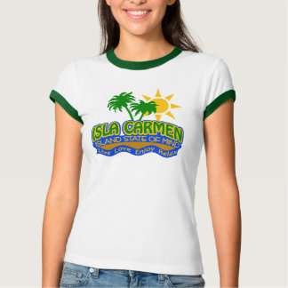 Isla Carmen State of Mind shirt - choose style