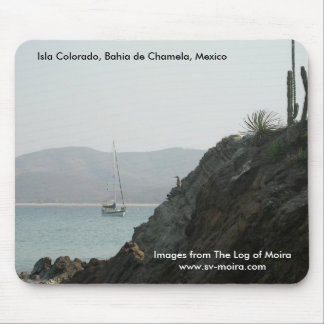 Isla Colorado, Bahia Chamela, Mexico Mouse Pad