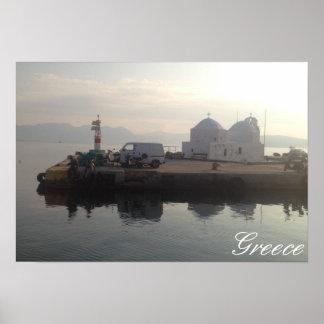 Isla de Aegina, Grecia Impresiones