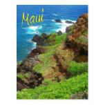 Isla de Alau, Maui Tarjeta Postal