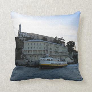 Isla de Alcatraz 3 Almohada