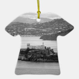 Isla de Alcatraz del Flyby Ornamento Para Reyes Magos