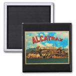 Isla de Alcatraz del vintage Iman
