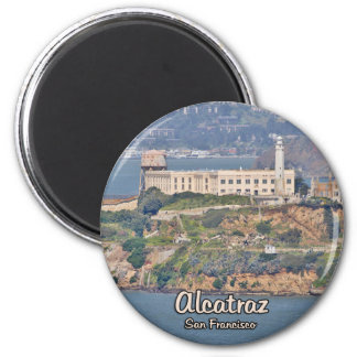 Isla de Alcatraz Imán De Frigorifico